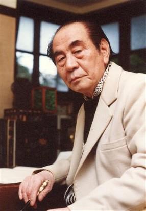Godzilla Series Composer Akira Ifukube. Photo Courtesy of www.akiraifukube.org
