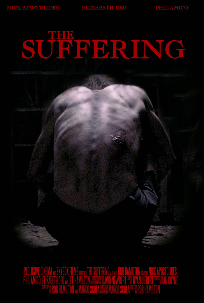 The 1st official poster of 'The Suffering'