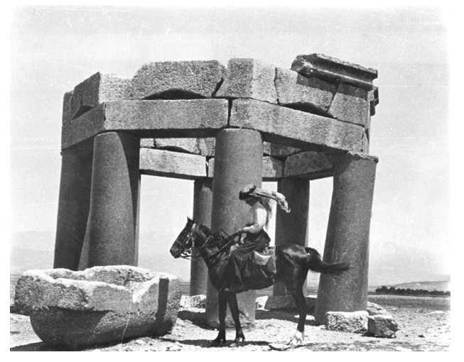 © The Gertrude Bell Archive, Newcastle University
