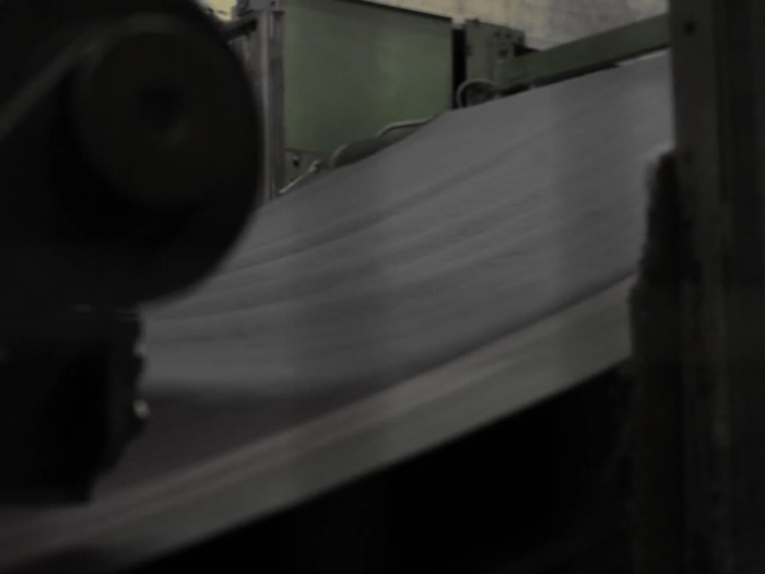 Our 100% wool felt is produced in Yorkshire, in one of the UK's few remaining felt factories.