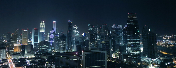 Departures will be shot in the beautiful city of Singapore