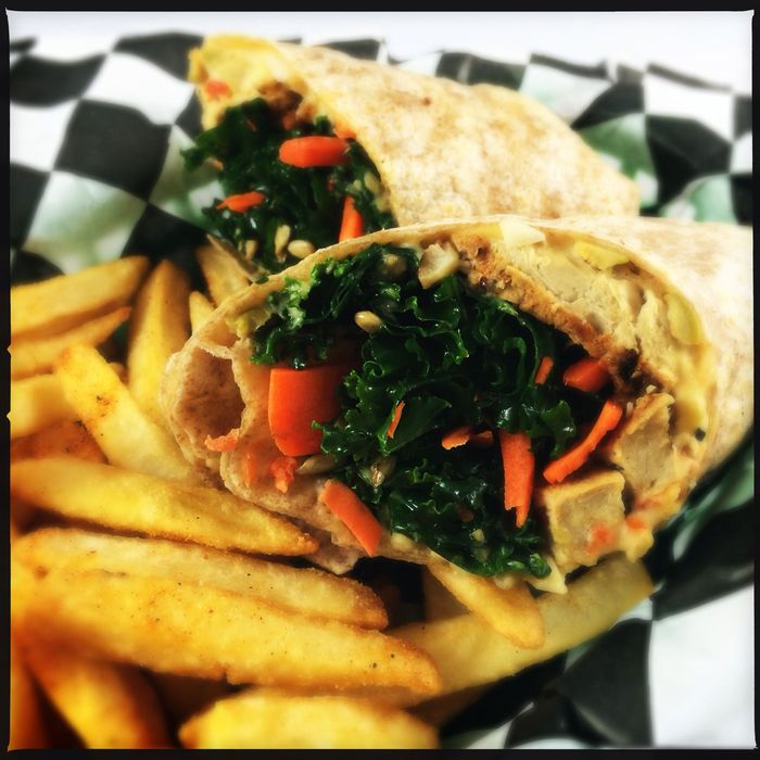 Grilled Chik-n Protein Wrap