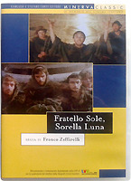 "DVD of the film ""Brother Sun, Sister Moon"", directed by Franco Zeffirelli"