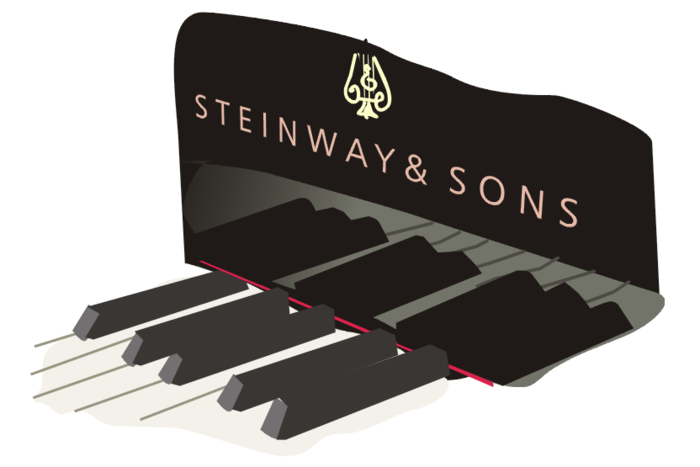 The world's greatest pianos, invented and still made in Steinway, Queens.