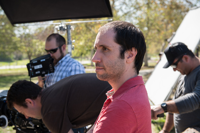 Producer Ian Coyne