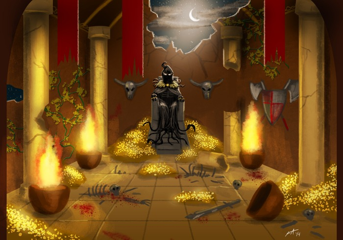 The Throne Room - Dethrone the Summoner and Take Your Birthright!