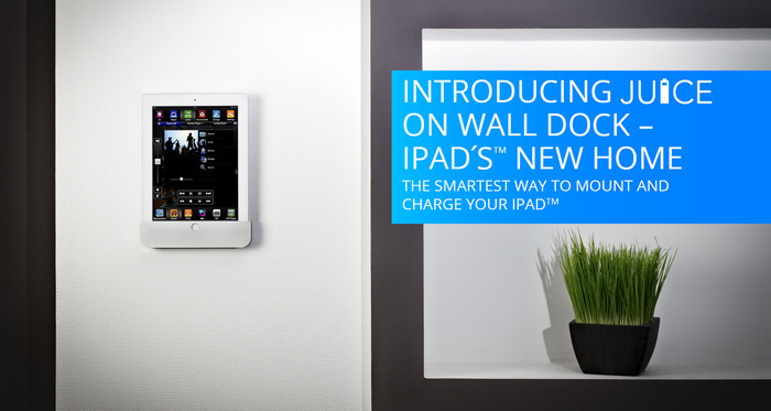 No matter how you use your iPad: Control your Media and your Home, or simply for everyday use. JUICE IS THE PERFECT FIT