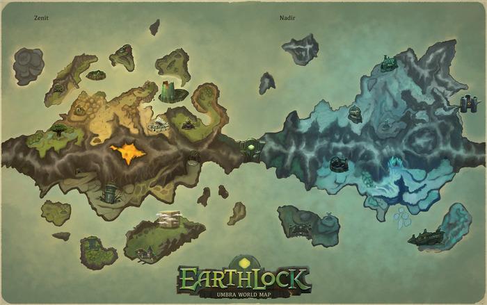 Umbra World Map - Click image for highres