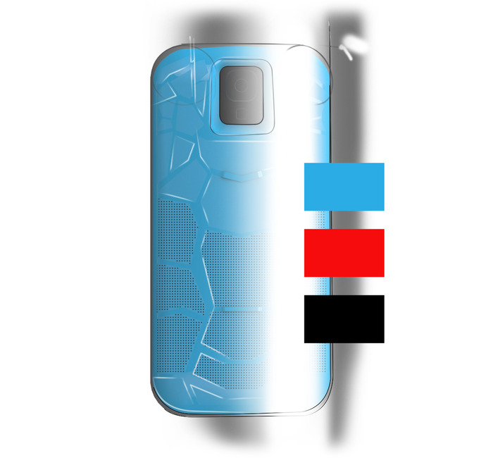 It's built to be a robust, stylish case while delivering the sound quality you want. Colors: Deep Space Black, Neptune Blue, and Solar Red..