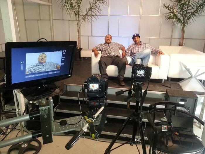 Lloyd Tata Lake with Reggie Wright Interview