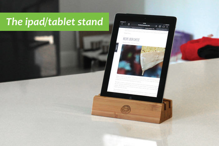 """Pledge Level: """"THE IPAD/TABLET STAND"""""""