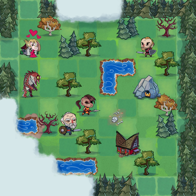 indie strategy rogue hero generations for linux mac windows android ouya