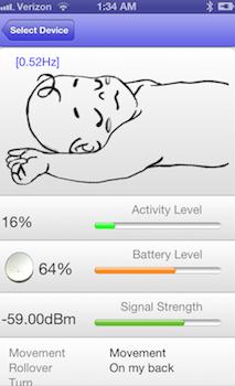 iPhone app screenshot