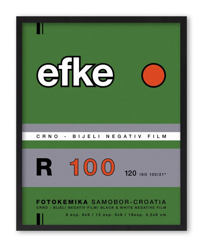 Efke R100