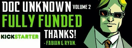 FULLY FUNDED IN THREE DAYS!