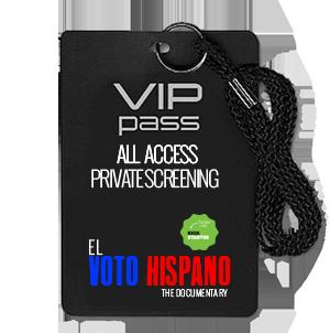 VIP Passes to the Film's Premieres