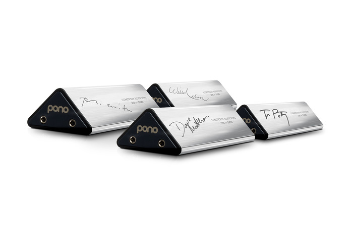 Image of Neil Young's new music player Pono: signature editions
