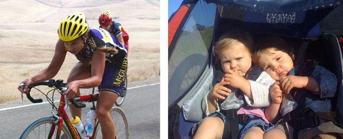 I discovered cargo bikes when having twins threatened to end my bike-centric lifestyle.