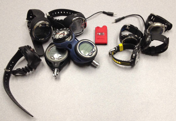 Dive computer buddy share your scuba adventures by for Aeris manta dive computer