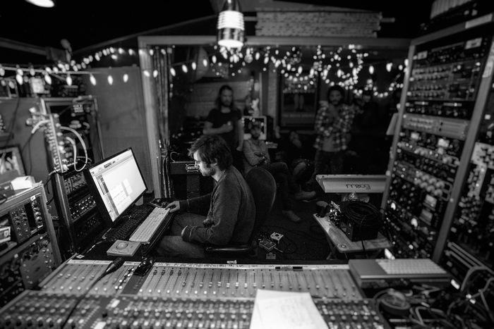 Sputnik Sound, Nashville