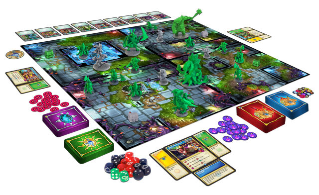 Kickstarter - Super Dungeon Explore: Forgotten King 11cd4cab2a94efcb26921f2dbe0d05c4_large