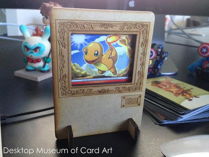 Desktop Museum of Card Art | Crowdfunding: Kickstarter | BoardGameGeek