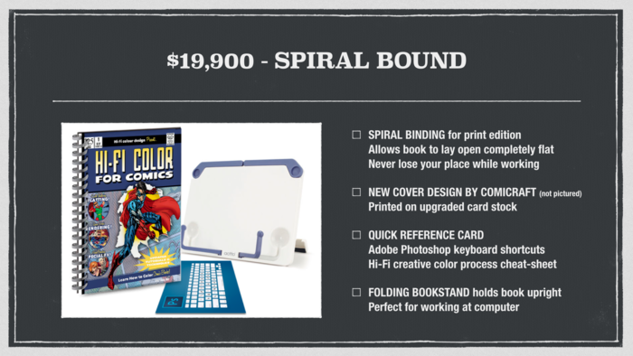 UNLOCKED - Backers who pledge $25 or more receive these upgrades.
