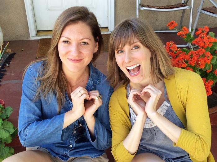 Back us to make NailSnaps come to life! XO, Angel + Sarah.