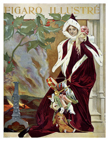 Noél 1899 Figaro Illustré