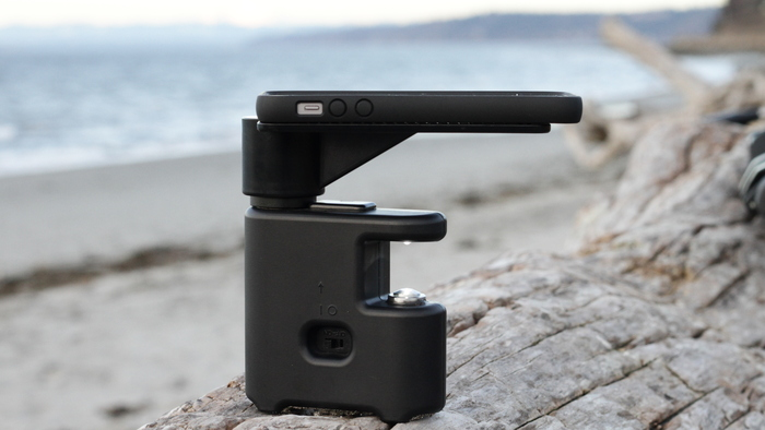 The MicrobeScope makes a walk on the beach into a microbe hunt, especially for kids.