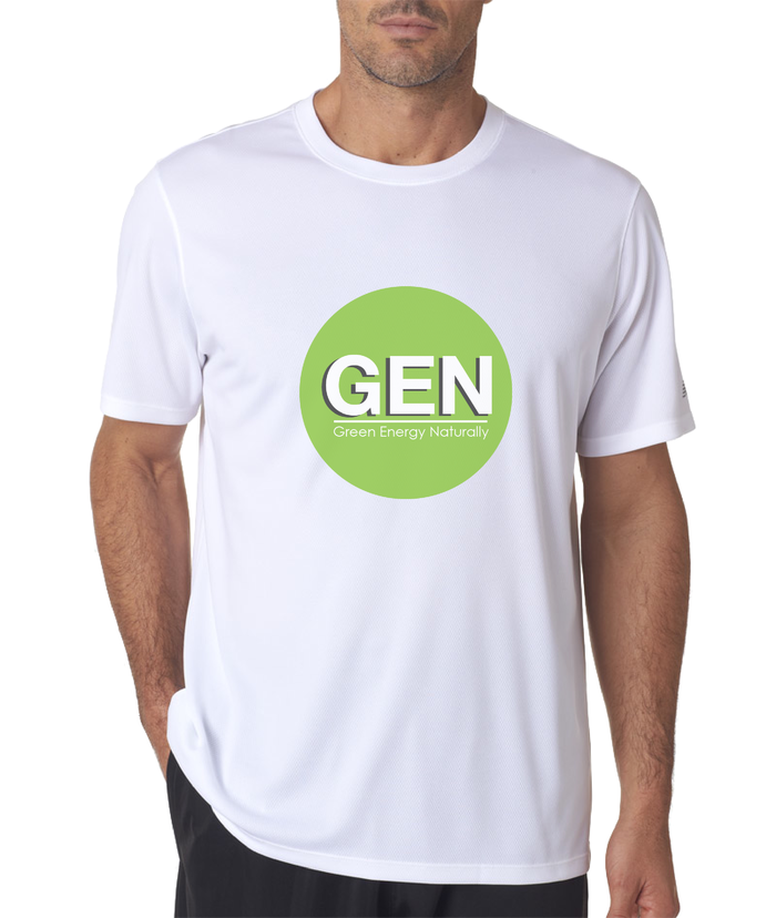 Eco-Friendly Male GEN T-shirt