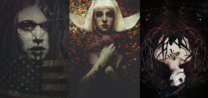 All art created specifically for Aghast, to be used as covers or interior illustrations.