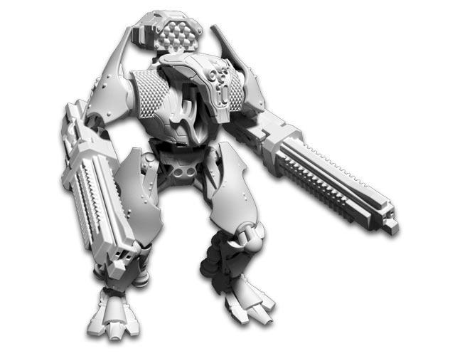 Kickstarter: Mechadrome 5cd60850603721f7803a8e7f06427843_large