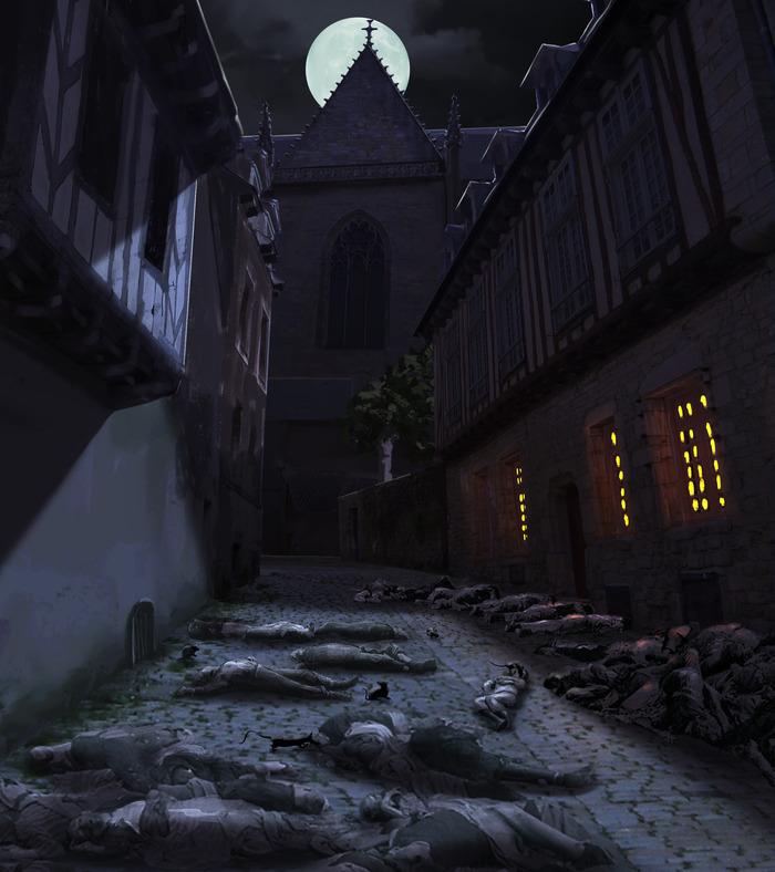 Kickstarter Medieval co-op horror Dead Crusade powered by Unreal Engine 4