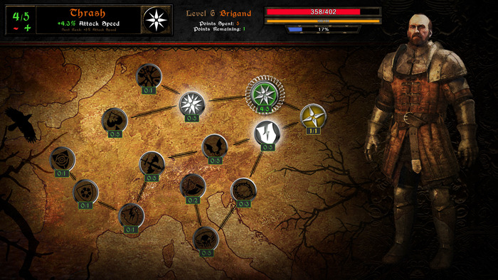 Dead Crusade powered by Unreal Engine 4 on Kickstarter screenshot1