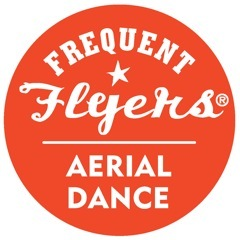 Frequent Flyers: Creating and promoting the magic of aerial dance through performance and education.