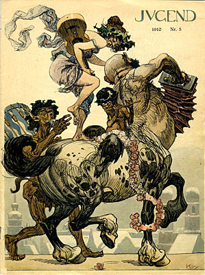 Jugend by Kley from 1910