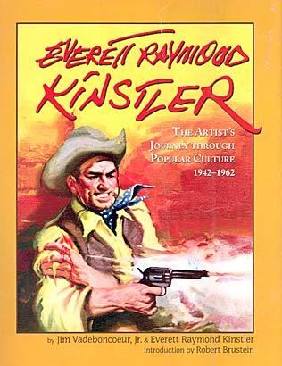Everett Raymond Kinstler - The Artist's Journey through Popular Culture: 1942 - 1962