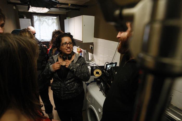 Tina Gharavi: I too am a refugee