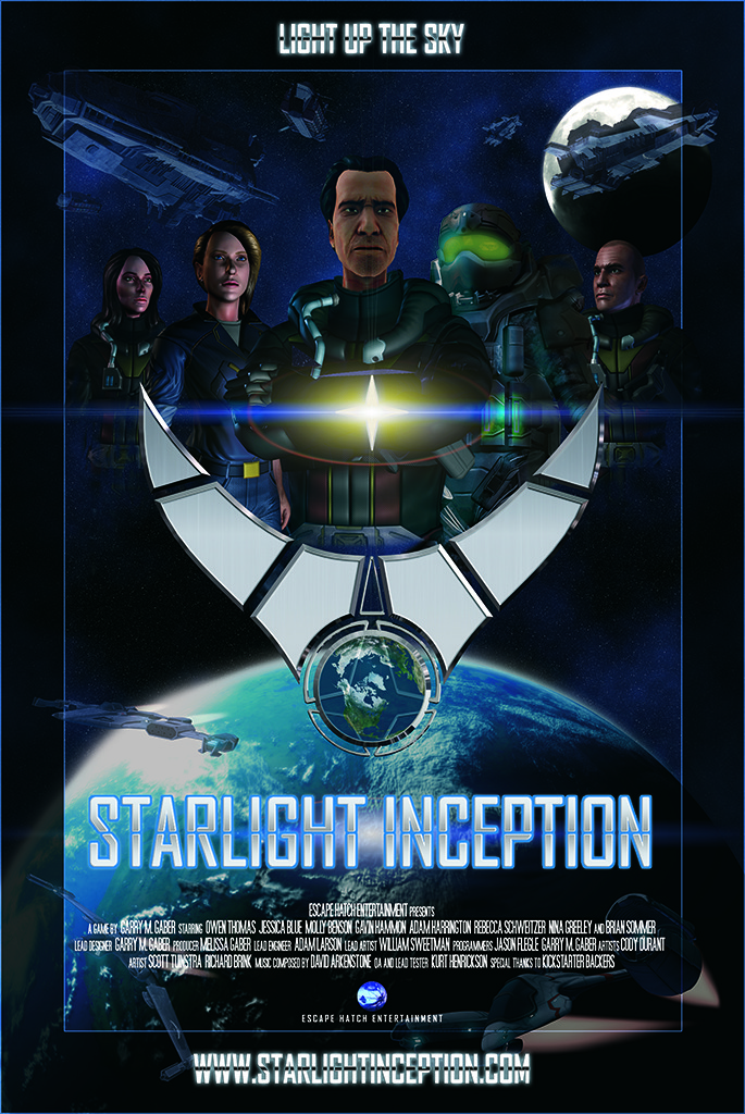 Starlight Inception poster (rev)