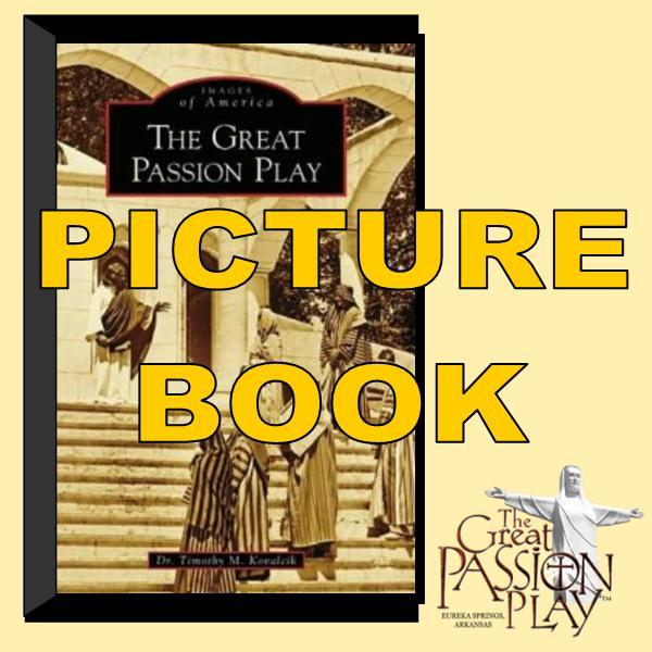 Reward - Book with images from The Great Passion Play