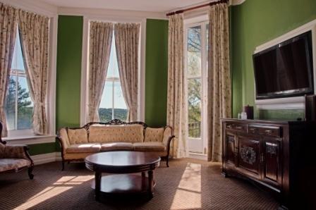 Reward - BONUS lodging at the Crescent Hotel and Spa