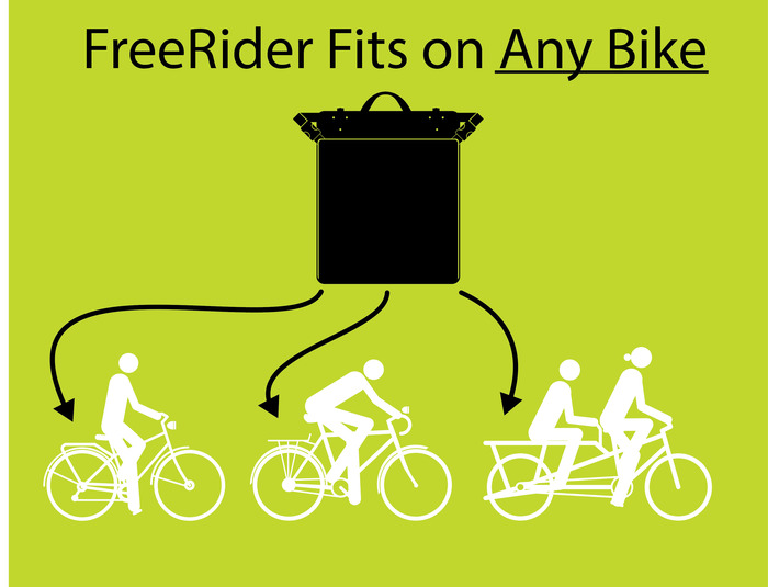 FreeRider will work on your bike.