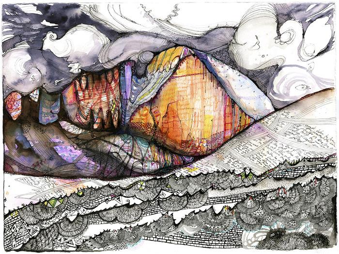 Artwork by Craig Muderlak