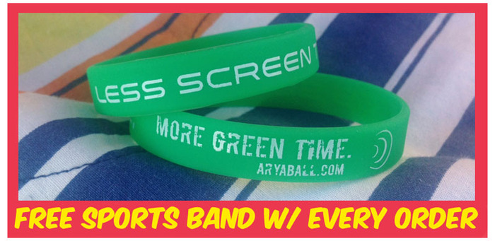 "Show your support for the green movement, ""less screen time, more green time!"" Available in adult and youth sizes."