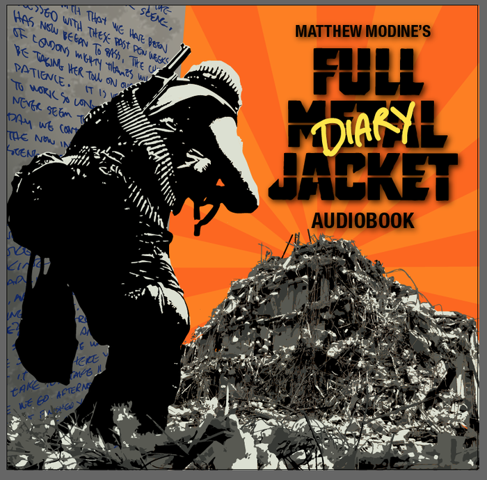 "Matthew Modine's ""Full Metal Jacket Diary"" Audiobook"