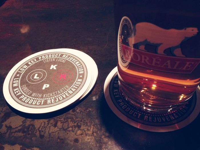 COASTERS: LOW-KEY PRODUCT REJUVENATION FUNDED THROUGH KICKSTARTER