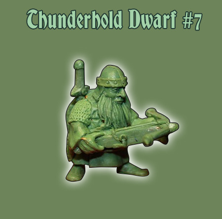 Thunderhold Dwarf #7
