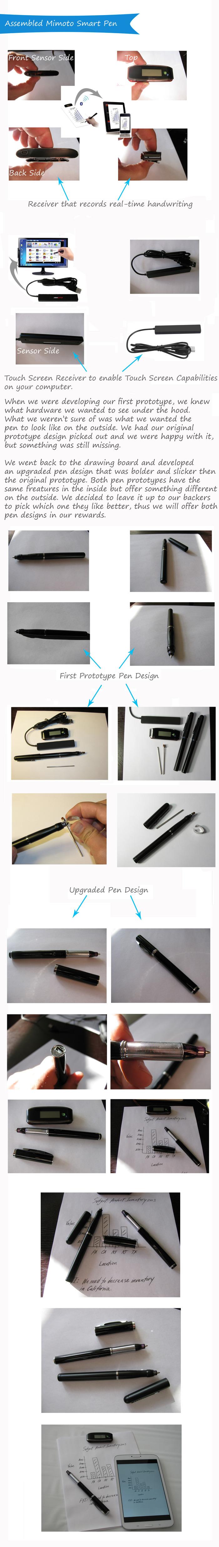 Original Design vs Upgraded