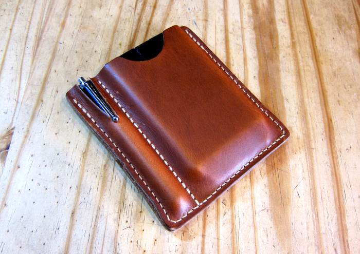 The EXECUTIVE pledge includes a luxury leather slip case and stylus, and is also available in black, and without the stylus.